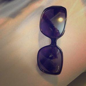 MK purple Sunglasses